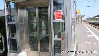 So entschädigt die Bahn den Unglücksraben von Prenzlau - Nordkurier