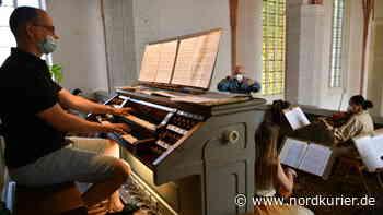 Nächtlicher Konzertbummel durch Prenzlau - Nordkurier