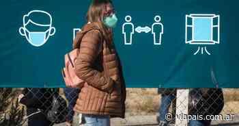 Coronavirus en Rafaela: drástica baja de positivos y otros dos hombres fallecidos - Vía País