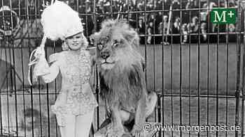 Mae West: Selbst Löwen kuschen vor dieser Frau - Berliner Morgenpost