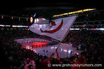 23 hours ago Arizona Coyotes Executive Brian Daccord Resigns - prohockeyrumors.com