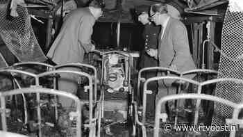 Busdrama in 1955 waarbij vier kinderen uit Den Ham omkwamen krijgt gedenkteken - RTV Oost