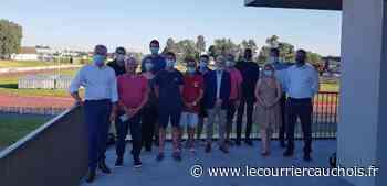 Barentin. FC Barentinois : Christophe Bouillon nommé président d'honneur - Le Courrier Cauchois