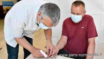 VIDÉO. À Barentin, des tests sérologiques pour savoir si vous avez déjà eu le Covid-19 - Paris-Normandie