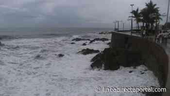 Clima: ¿Próximo ciclón? En vigilancia zona de inestabilidad en el Pacífico - LINEA DIRECTA