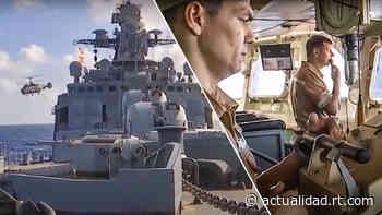 VIDEO: La Flota rusa del Pacífico realiza ejercicios militares conjuntos de todas sus fuerzas en la parte... - RT en Español