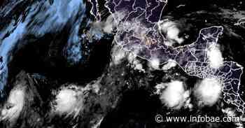 Se formó la tormenta tropical Carlos en aguas del Océano Pacífico: esta será su trayectoria - infobae