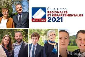 Élections départementales 2021 dans le canton de Val-de-Reuil : les promesses des candidats - actu.fr