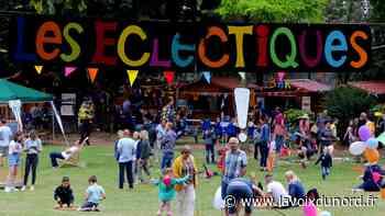 Carvin : cet été, Les Éclectiques réinvestissent le centre-ville et même les quartiers - La Voix du Nord