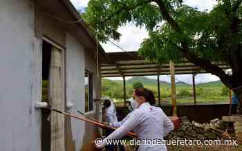Karina Castro en los municipios de la Sierra - Diario de Querétaro