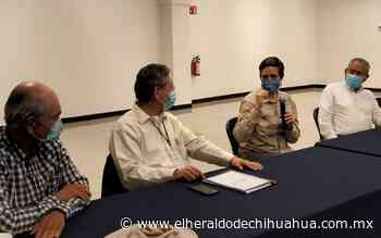 Construyen sistemas de captación de lluvia en la Sierra Tarahumara - El Heraldo de Chihuahua
