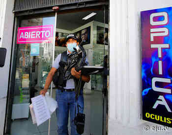 Encaran operativos simultáneos contra ópticas en Santa Cruz de la Sierra - eju.tv