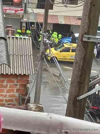 Habitantes de la Sierra de Medellín amanecieron en medio de un operativo de la policía - Alerta Paisa