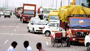 Vehicles without RFID tag can't enter Delhi from July 1