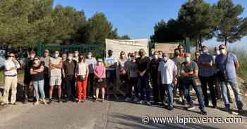 Les Pennes-Mirabeau - Blocage de l'usine de tri : la grogne des riverains se durcit - La Provence