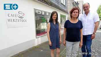 Herzstück: Das unmögliche Café für Hilchenbach - Westfalenpost