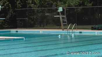 Richmond community pools return for summer season - WWBT NBC12 News