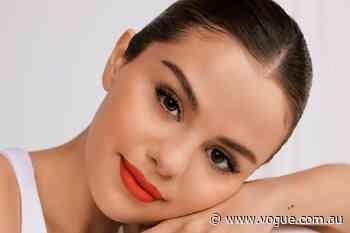 Selena Gomez's beauty brand is making its Australian debut