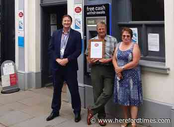 Still no solution to Post Office closure in town with no banks