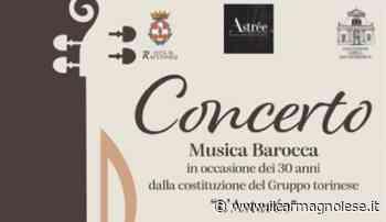 Concerto di musica barocca alla chiesa di San Domenico a Racconigi - Il carmagnolese
