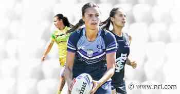 AFLW star Walker thrilled to get back to rugby league - NRL.COM