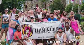 Baltimore Flamingos Create Safe Space For Maryland's LGBTQ Community, While Playing Rugby - CBS Baltimore