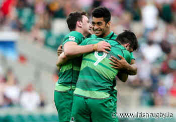 My Sevens Experience Revisited: Robert Baloucoune - Irish Rugby