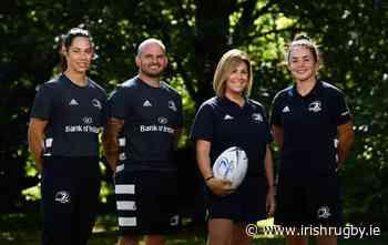 Women In Rugby: Jennie Bagnall - Irish Rugby