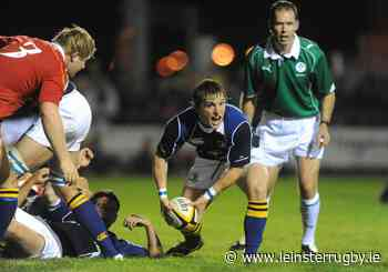 Where Are They Now?: Paul O'Donohoe - Leinster Rugby