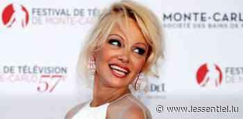 Pamela Anderson hat zum sechsten Mal geheiratet - L'essentiel Deutsch
