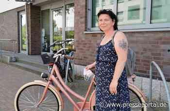 POL-WES: Dinslaken - Erfolgreiche Suchaktion der Polizei: Fahrrad-Eigentümerin meldet sich - Presseportal.de