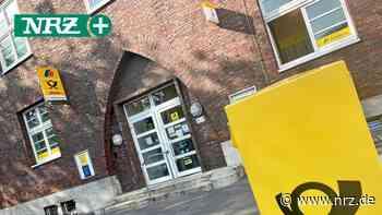 Post Dinslaken: Darum stehen Kunden vor verschlossenen Türen - NRZ