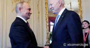 Biden-Putin: Una cumbre donde hubo firmeza y cordialidad, y de la que ambos salieron ganando - El Comercio Perú