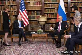 El Partido Republicano critica a Biden por reunirse con Putin en Ginebra - EFE - Noticias