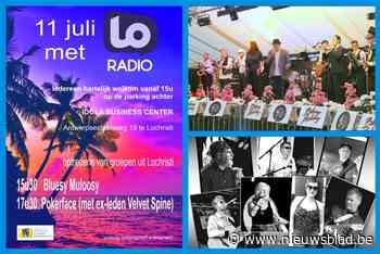 Lo Radio start de zomer met twee unieke optredens van Bluesy Muloosy en Pokerface