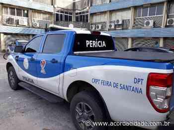 Homem é morto a tiros no bairro Novo Horizonte - Acorda Cidade