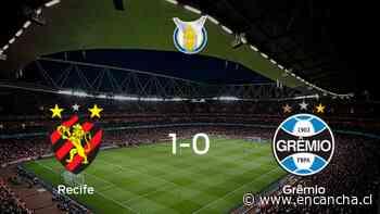 Sport Recife logra una ajustada victoria en casa ante Grêmio (1-0) - EnCancha.cl