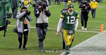 """Jay Glazer: Aaron Rodgers """"Still Wants Out"""" - Acme Packing Company"""