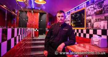 Retro American diner and tropical beer garden unveiled at Hanley nightclub Gossip - Stoke-on-Trent Live