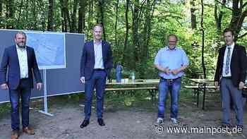 """""""Bildung und Bewegung"""": Neues Naherholungskonzept für den Guttenberger Forst - Main-Post"""