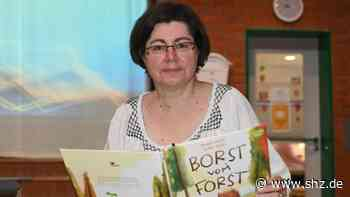 Autorin im Kindergarten: Yvonne Hergane liest Borst vom Forst für Schenefelder Kinder | shz.de - shz.de