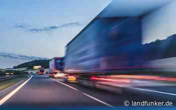 Forst | BAB 5 - Verkehrsunsicherer Sattelzug - Landfunker