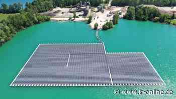 Jether See bei Forst: Welche neuen Pläne der Besitzer des Jether Sees für sein Gewässer hat - Lausitzer Rundschau