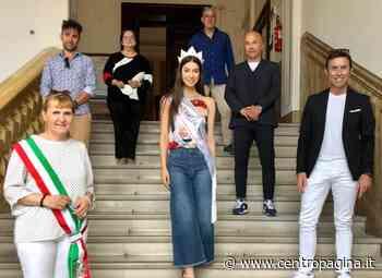 Miss Italia Martina Sambucini a Filottrano per lanciare la tappa marchigiana del concorso di bellezza - Centropagina