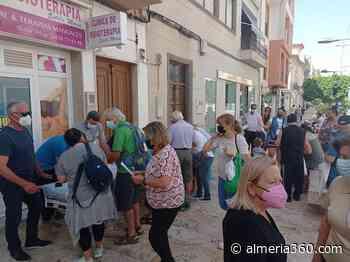 'SOS Salvemos la sierra de Las Estancias' recoge apoyos en contra de la línea 400 Kv entre Baza y Vera - Almeria360 Noticias