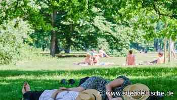 Hohe Ozonwerte: Empfindliche sollen Anstrengungen vermeiden - Süddeutsche Zeitung