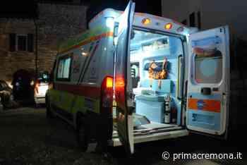 Aggressione a Crema, 41enne finisce in ospedale SIRENE DI NOTTE - Prima Cremona