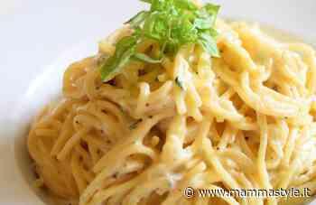 Spaghetti 'Crema Bianca': spettacolari e pronti in 5 minuti! - Mamma Style