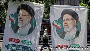 Präsidentschaftswahl im Iran: Hardliner Raisi mit besten Aussichten – niedrige Wahlbeteiligung erwartet