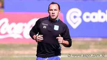 Racing quiere renovarle el contrato al Chelo Díaz - ESPN